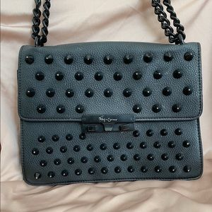 Foley+Corrina black studded purse